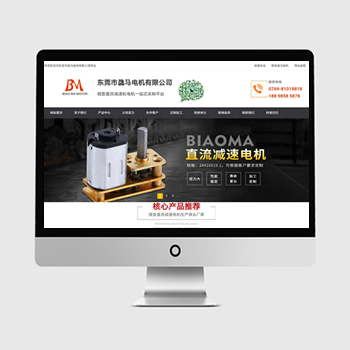 东莞做网站设计案例